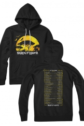 Set In Stone Tour Hoodie (Black)