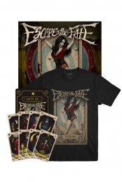 Hate Me Deluxe CD + Album Tee