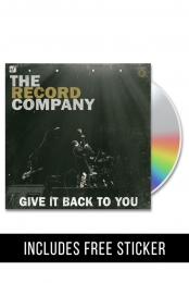 Give It Back To You CD (Unsigned)
