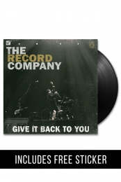 Give It Back To You 12 Vinyl (Unsigned)