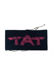 TAT Logo Patch (Red)