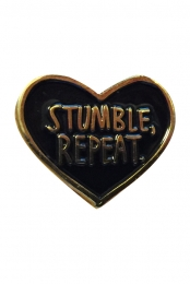 Stumble Repeat Pin