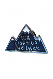 Light Up The Dark Pin