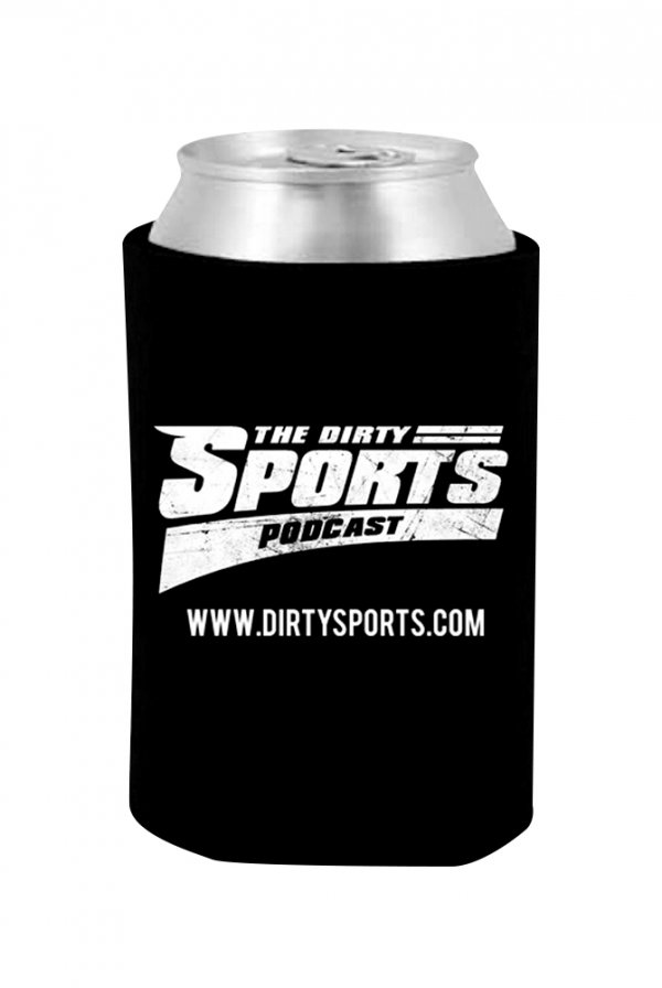 Dirty sports koozie t shirt dirty sports podcast t for Shirts and apparel koozie