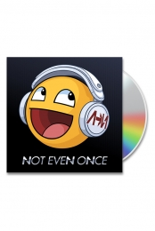 Not Even Once CD - Approaching Nirvana