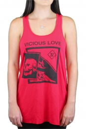 Vicious Love Tank (Red)