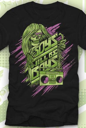 80 39 S Tee T Shirt Boys Will Be Boys T Shirts Online