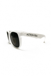 Action Item Shades (White)