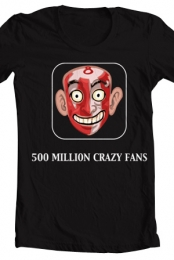 500 Million Crazy Fans - Steve Young Football