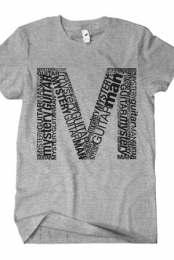 Giant M (Heather Grey)