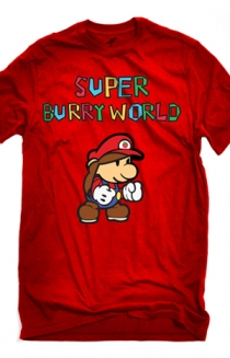 Super Burry World (Red)
