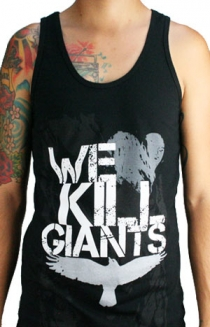 We Kill Giants Tank