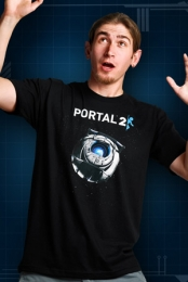 Portal 2 Wheatley in Space