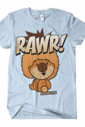 RAWR (Light Blue)