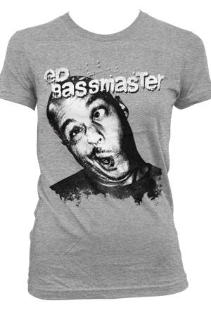 Girls ugly face heather grey t shirt ed bassmaster t for Tacky t shirt ideas