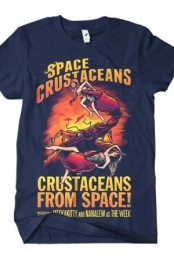 Space Crustaceans (Navy)