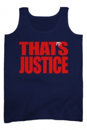 That�s Justice Tank (Navy)