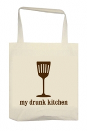 My Drunk Kitchen Tote Bag