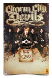 Signed Sins Poster