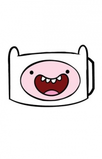Adventure Time Finn Belt Buckle