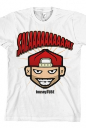 Cartoon (White)