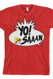 Yo! PVP Saaan Unisex (Red)