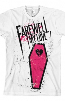 Casket Love Tee (White)