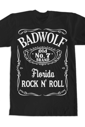 Rock n 39 roll t shirt badwolf t shirts online store on for Rock and roll shirt shop