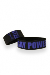 Gay Power Wristband