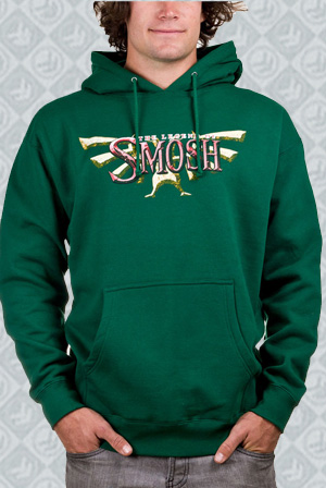 Legend of Smosh Hoodie