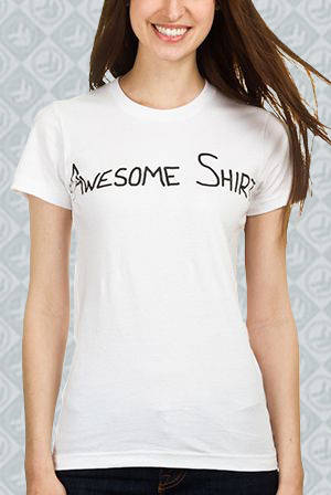 Awesome Shirt (Girls)
