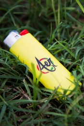 Fresh Aer Lighter (Yellow)