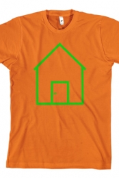 House Shirt (Orange)
