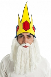 Ice King Knit with Beard