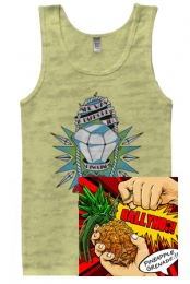 Diamond Tank + Pineapple Grenade