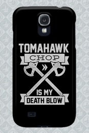 Death Blow Galaxy S4 Hard Case