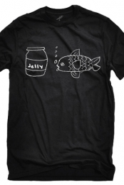 Jellyfish (Black Crew-Neck) JulianSmithTV