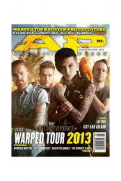 301.1 Warped Tour - Memphis May Fire, The Summer Set, Black Veil Brides & The Wonder Years (8/13)