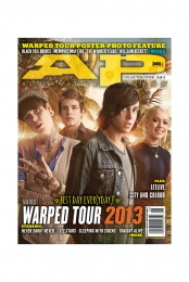 301.2 Warped Tour - Never Shout Never, I See Stars, Sleeping With Sirens & Tonight Alive (8/13)