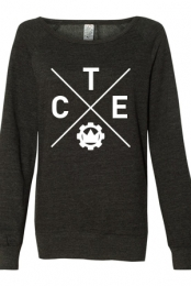 Crossing Cog Girls Crewneck