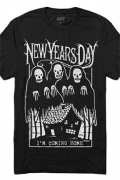 Coming Home Tee (Black)