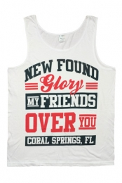 My Friends Over You Tank (White)