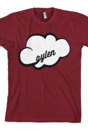 Cloud (Maroon)
