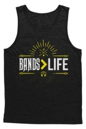 Bands Are Greater Than Life Tank