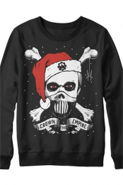 Bones Holiday Sweater