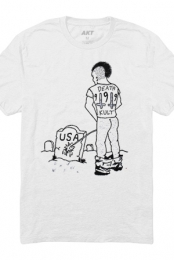 Punk Piss Tee (White)