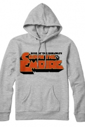 A Clockwork Orange Pullover (Heather Grey)