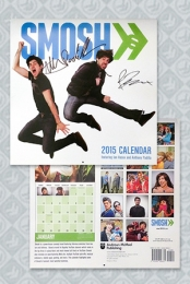 Signed 2015 Smosh Calendar