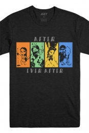After Ever After Tee (Heather Black)