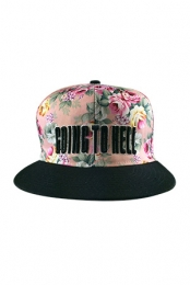 GTH Floral Snapback